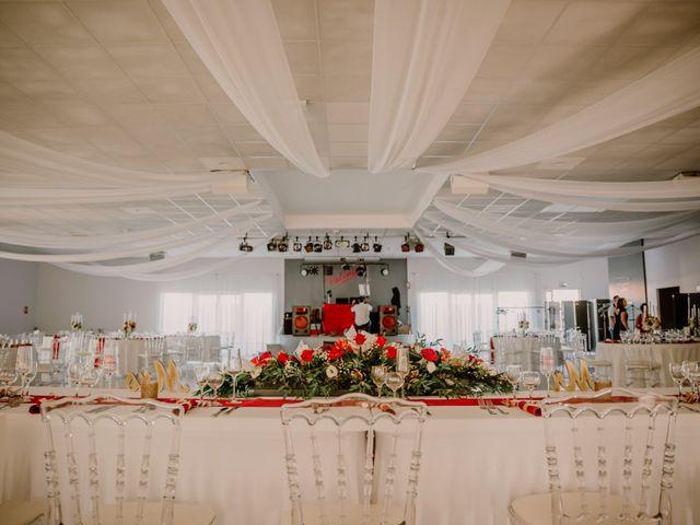 Le mariage de Jordan et Rachel à Bourg-lès-Valence, Drôme 22