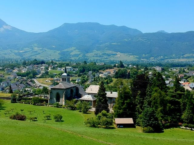 Le mariage de Sébastien et Laëtitia à Saint-Jeoire-Prieuré, Savoie 5