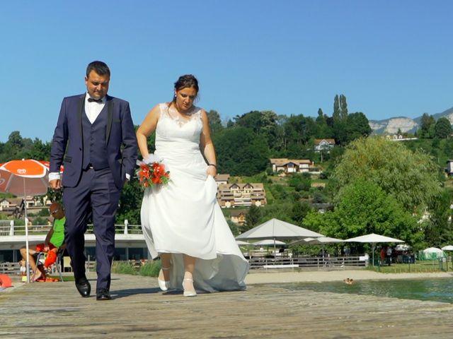 Le mariage de Sébastien et Laëtitia à Saint-Jeoire-Prieuré, Savoie 6