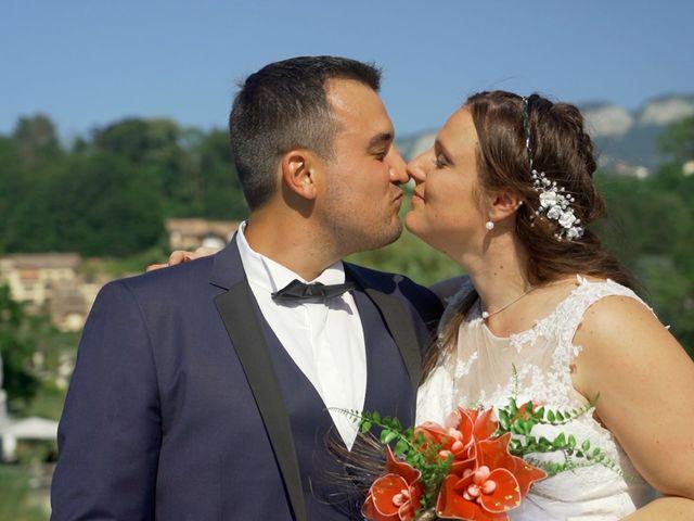 Le mariage de Sébastien et Laëtitia à Saint-Jeoire-Prieuré, Savoie 7