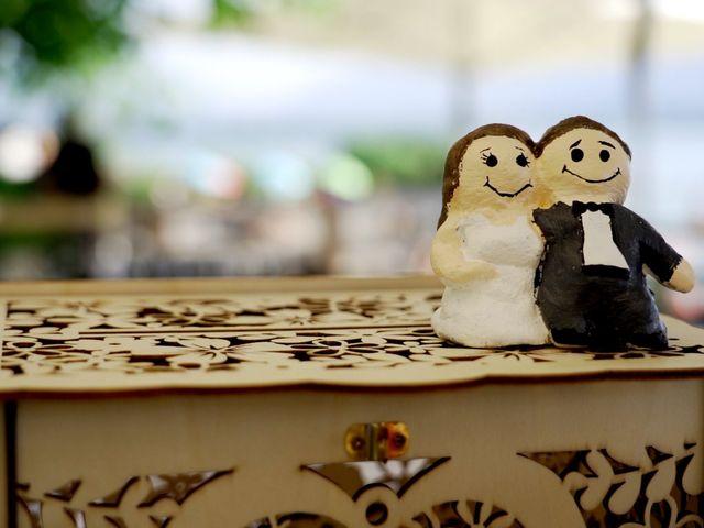 Le mariage de Sébastien et Laëtitia à Saint-Jeoire-Prieuré, Savoie 12