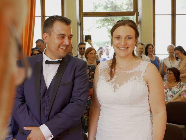 Le mariage de Sébastien et Laëtitia à Saint-Jeoire-Prieuré, Savoie 16