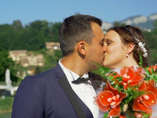 Le mariage de Sébastien et Laëtitia à Saint-Jeoire-Prieuré, Savoie 21