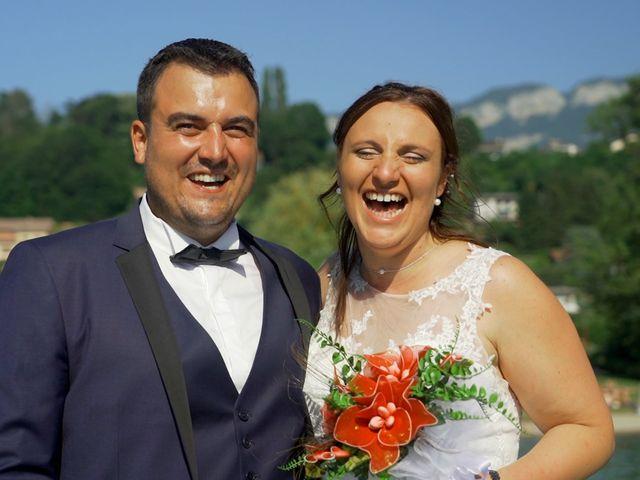 Le mariage de Sébastien et Laëtitia à Saint-Jeoire-Prieuré, Savoie 36