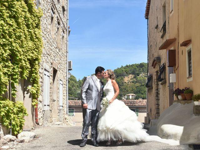 Le mariage de Alexandre et Céline à Callas, Var 19