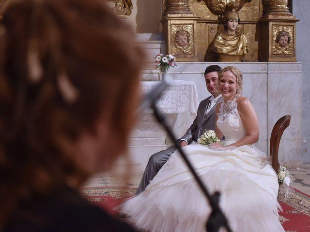 Le mariage de Alexandre et Céline à Callas, Var 22