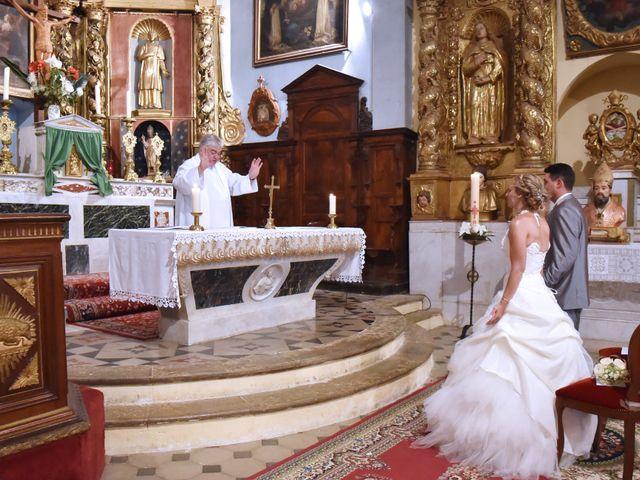 Le mariage de Alexandre et Céline à Callas, Var 13