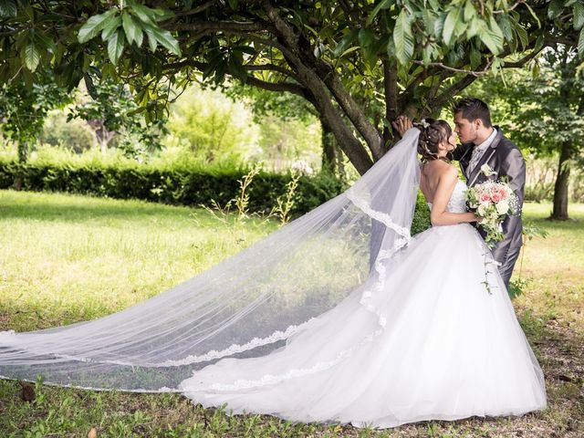 Le mariage de Pierrick et Manon à Brignoles, Var 20