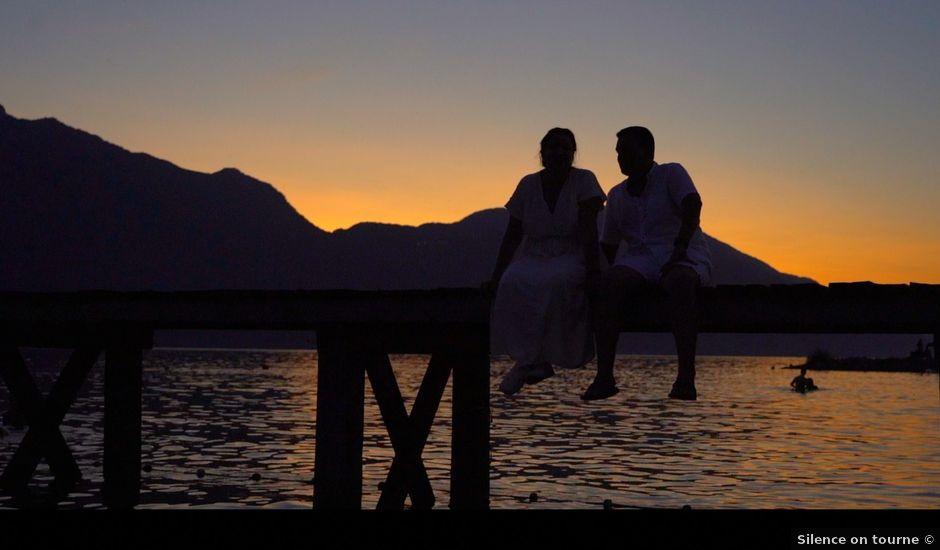 Le mariage de Sébastien et Laëtitia à Saint-Jeoire-Prieuré, Savoie
