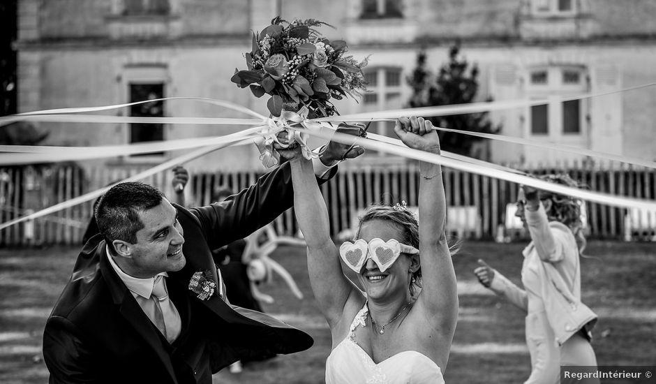 Le mariage de Antonin et Cindy à Saint-Pardoux, Deux-Sèvres