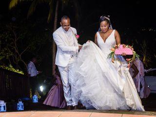 Le mariage de Géraldine et Steeven