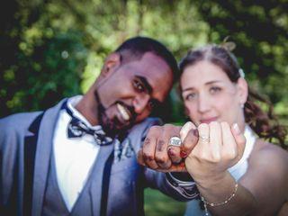 Le mariage de Jessica et Mostapha