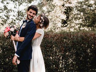 Le mariage de Carlos et Domitille