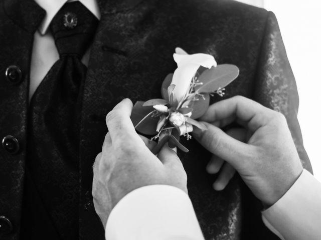Le mariage de alban et virginie à Naours, Somme 16