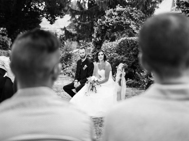 Le mariage de alban et virginie à Naours, Somme 40