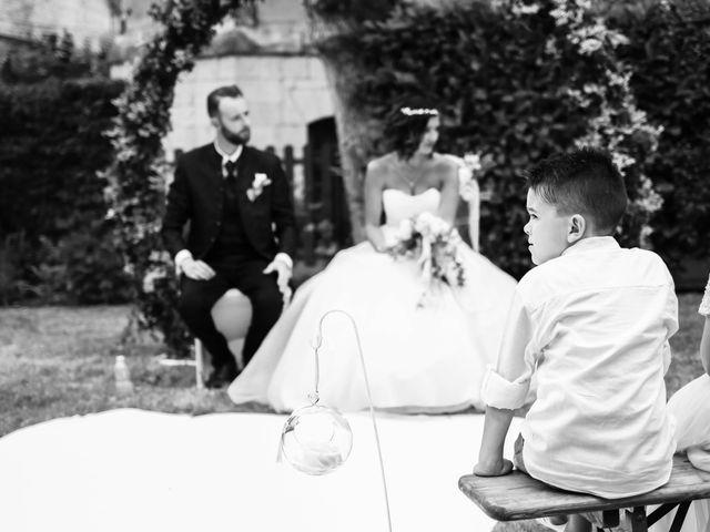 Le mariage de alban et virginie à Naours, Somme 50