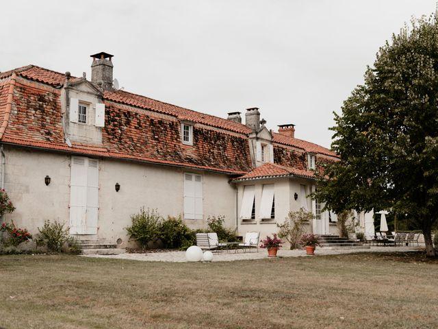 Le mariage de Maxence et Adeline à Ribérac, Dordogne 2