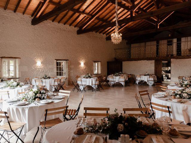 Le mariage de Maxence et Adeline à Ribérac, Dordogne 5
