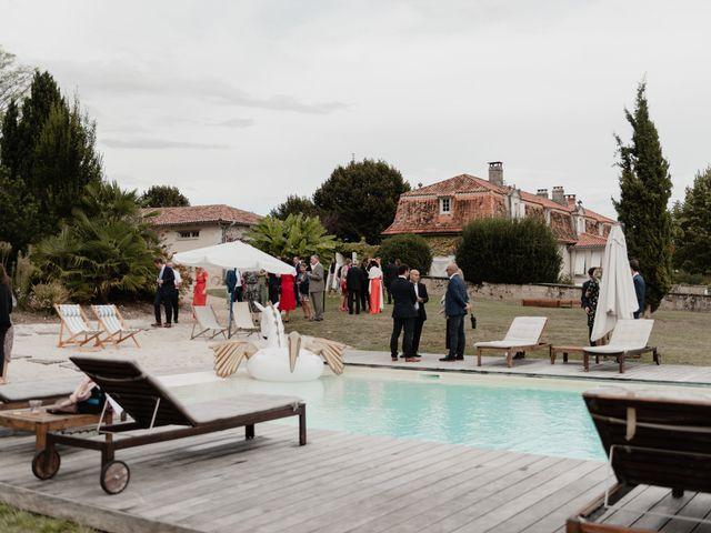 Le mariage de Maxence et Adeline à Ribérac, Dordogne 25