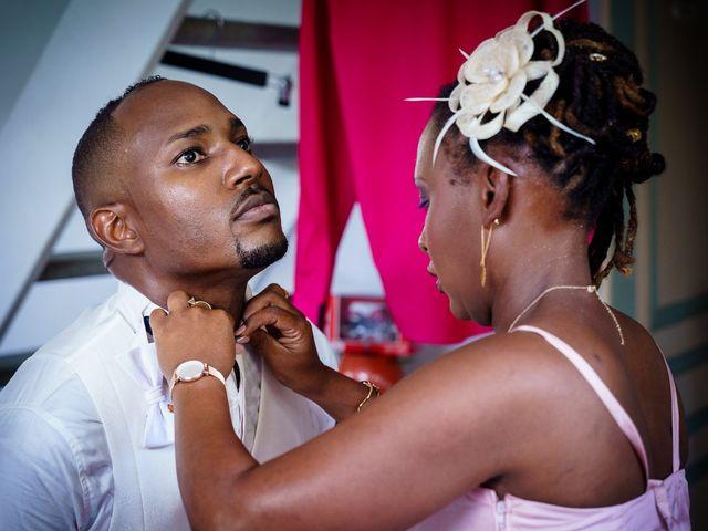 Le mariage de Steeven et Géraldine à Gros-Morne, Martinique 7
