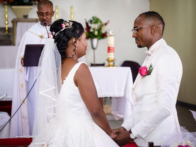 Le mariage de Steeven et Géraldine à Gros-Morne, Martinique 17
