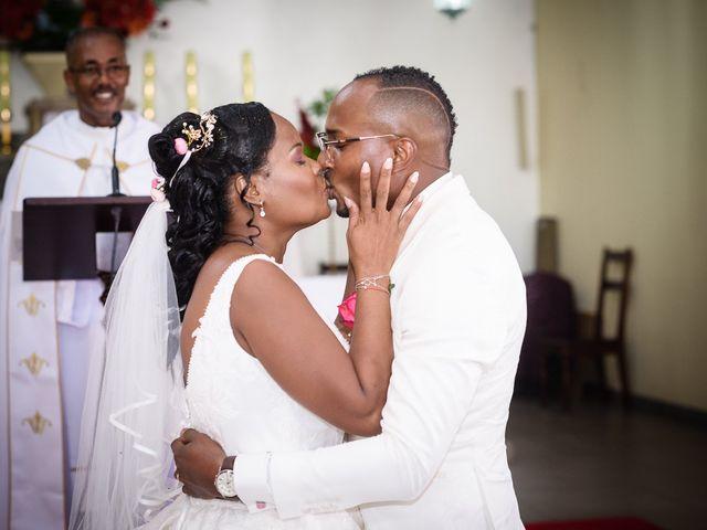 Le mariage de Steeven et Géraldine à Gros-Morne, Martinique 1