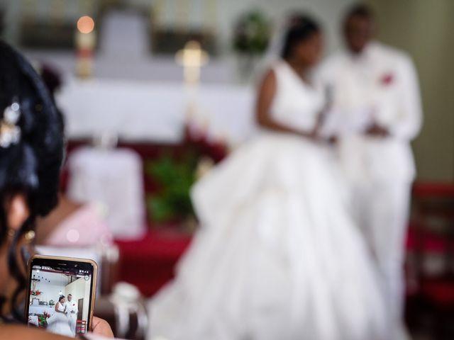 Le mariage de Steeven et Géraldine à Gros-Morne, Martinique 19