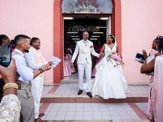 Le mariage de Steeven et Géraldine à Gros-Morne, Martinique 2