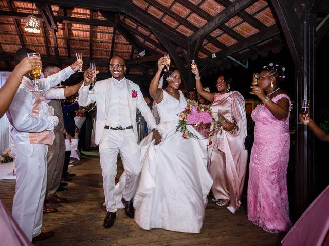Le mariage de Steeven et Géraldine à Gros-Morne, Martinique 30
