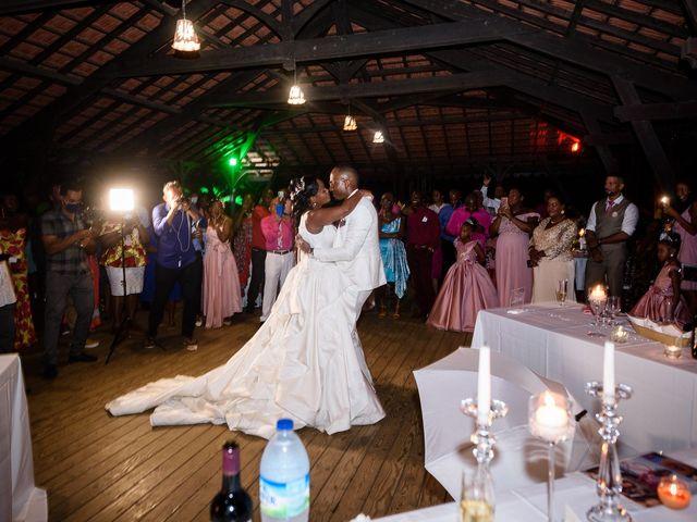Le mariage de Steeven et Géraldine à Gros-Morne, Martinique 36