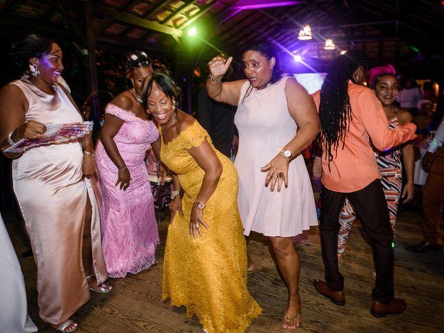 Le mariage de Steeven et Géraldine à Gros-Morne, Martinique 40