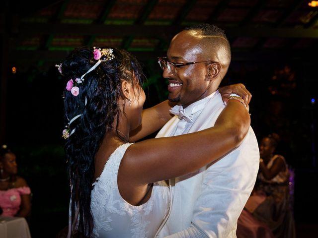 Le mariage de Steeven et Géraldine à Gros-Morne, Martinique 41