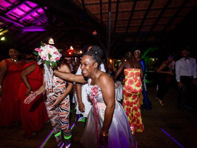 Le mariage de Steeven et Géraldine à Gros-Morne, Martinique 45