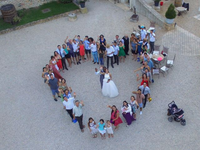 Le mariage de Mostapha et Jessica à Plan-d'Orgon, Bouches-du-Rhône 7