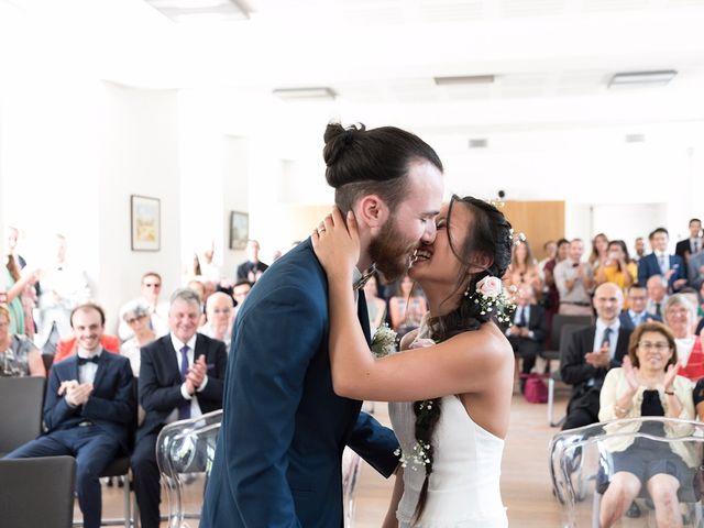 Le mariage de Clément et Elsa à Breuillet, Essonne 10