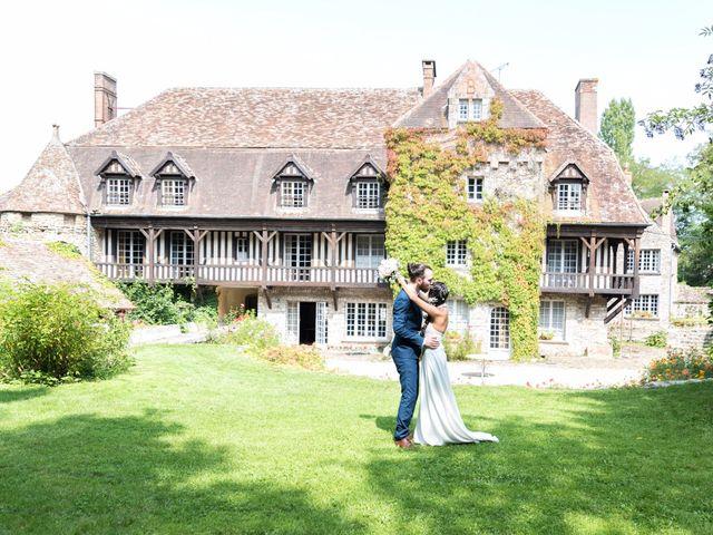 Le mariage de Clément et Elsa à Breuillet, Essonne 17