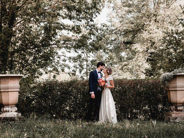 Le mariage de Domitille et Carlos à Trept, Isère 14