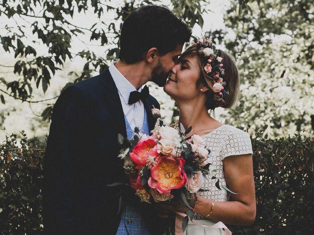 Le mariage de Domitille et Carlos à Trept, Isère 15