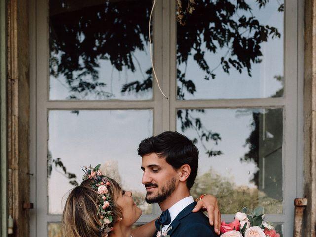 Le mariage de Domitille et Carlos à Trept, Isère 18