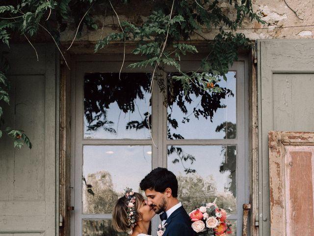 Le mariage de Domitille et Carlos à Trept, Isère 19