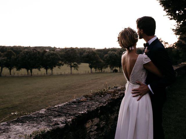 Le mariage de Domitille et Carlos à Trept, Isère 22