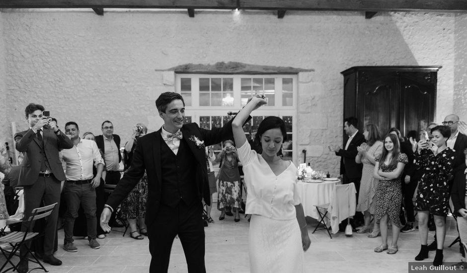 Le mariage de Maxence et Adeline à Ribérac, Dordogne