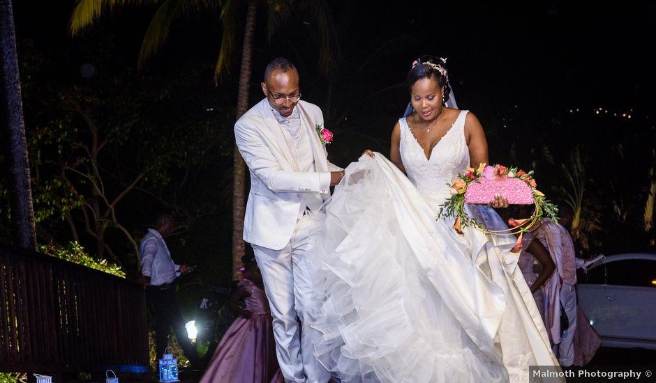 Le mariage de Steeven et Géraldine à Gros-Morne, Martinique