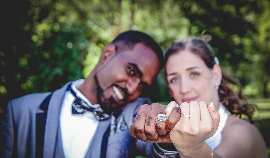 Le mariage de Mostapha et Jessica à Plan-d'Orgon, Bouches-du-Rhône