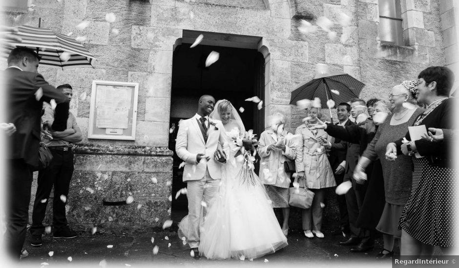 Le mariage de Mikaël et Amandine à Latillé, Vienne
