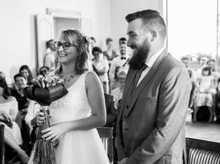 Le mariage de Manon et Romain