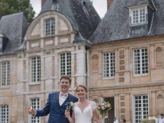Le mariage de Axel et Marie-Gabrielle 3