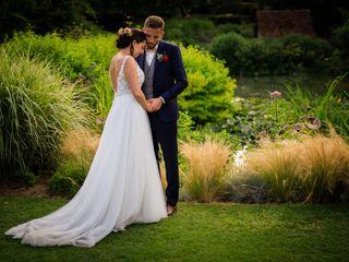 Le mariage de Lucie et Matthieu