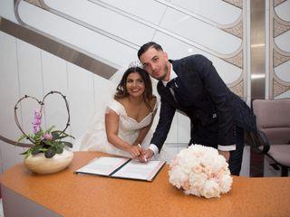 Le mariage de Souhaila et Nathan
