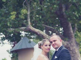 Le mariage de Justine et Romuald 2
